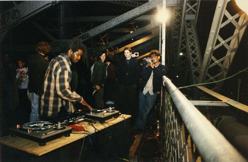 I-Sound during On The Bridge