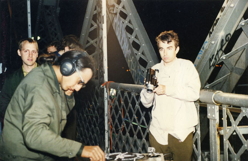 Matt Mikas during On The Bridge