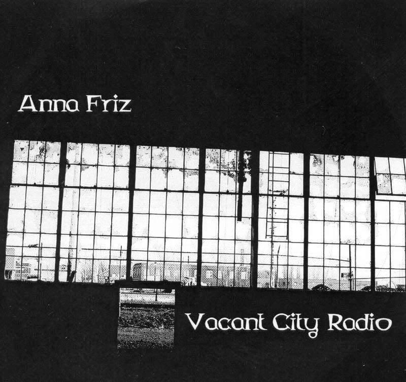 Vacant  City Radio CD cover
