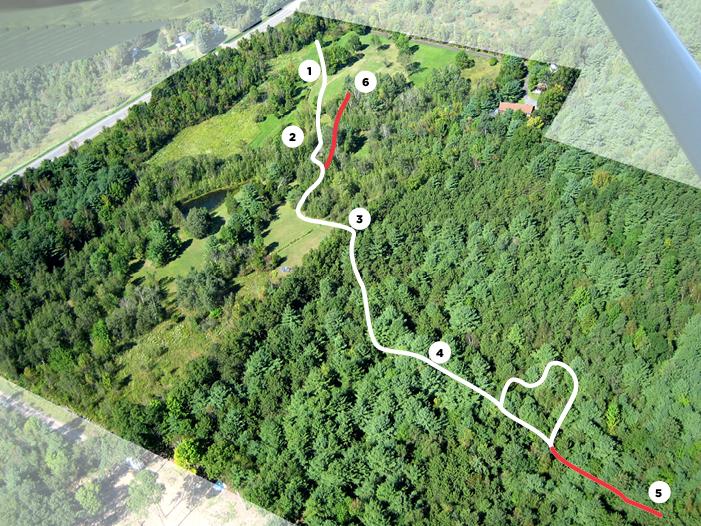 Wave Farm Properaty Map Image