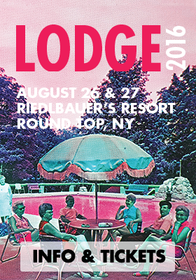 LODGE AUG. 26-27, 2016