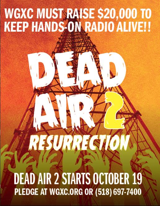 Dead Air 2 Resurrection Fall Pledge Drive