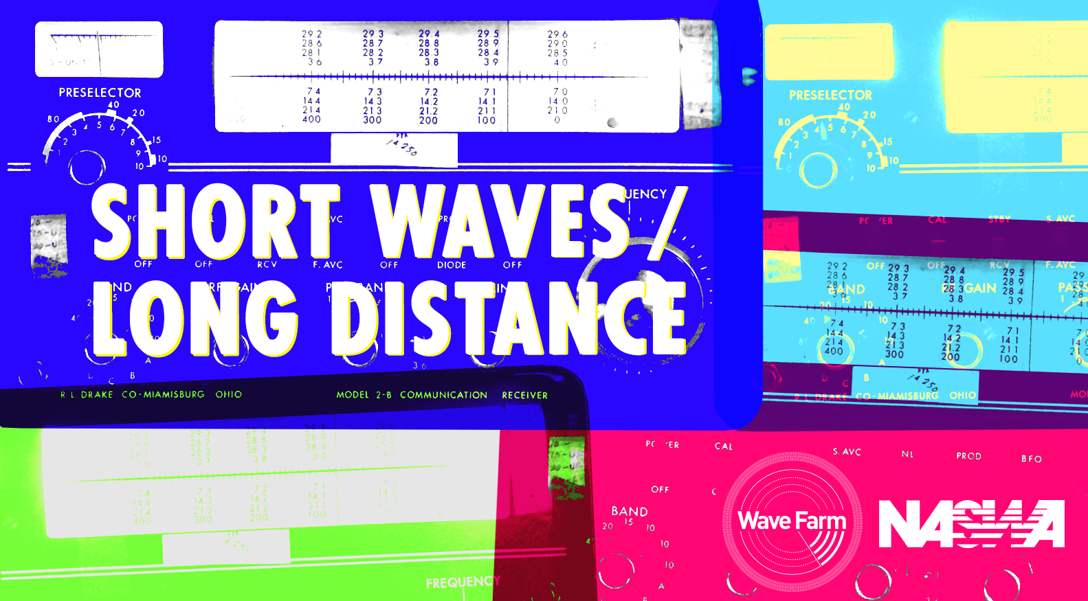 Short Waves / Long Distance Open Call Images