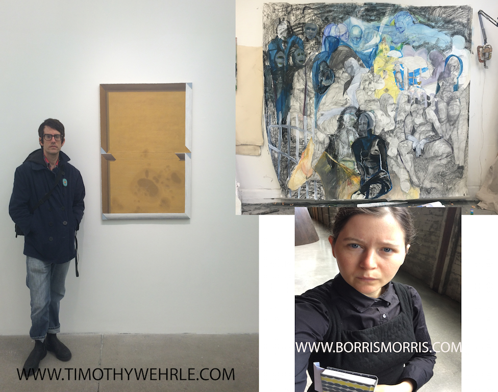 arts, etc.: Timothy Wehrle, Borris Morris