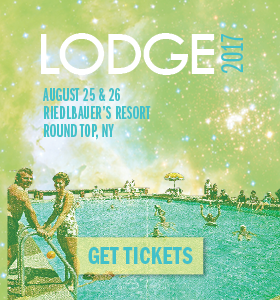LODGE 2017: AUG. 25 & 26