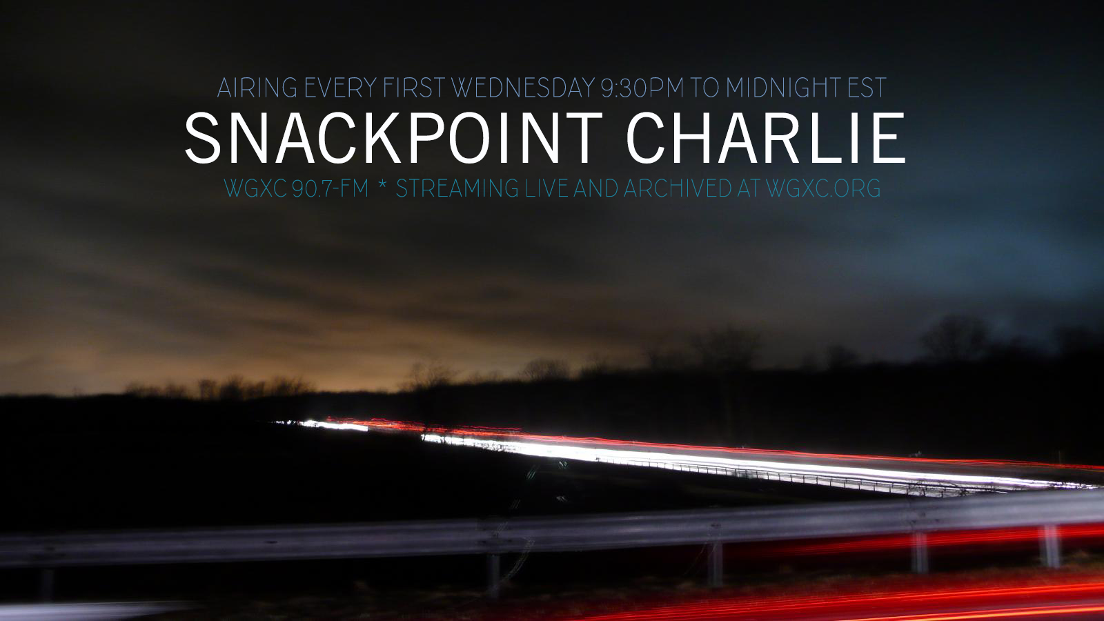 Snackpoint Charlie: 20171206