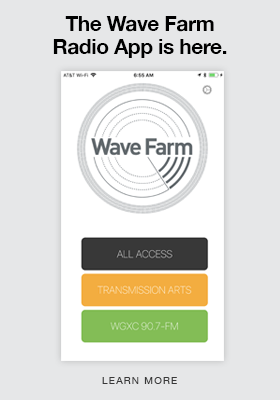 WAVE FARM RADIO APP