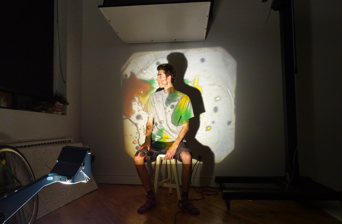 Dan Tapper Portrait Image
