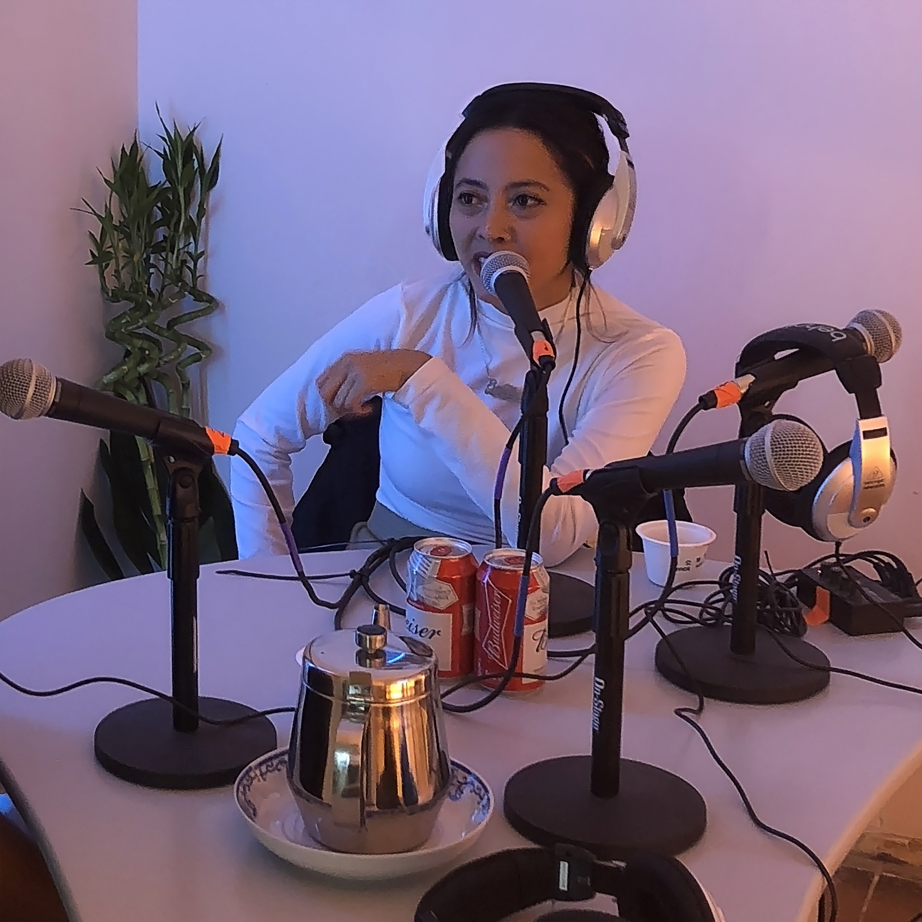 Angela Dimayuga on Food Radio Office Hours.