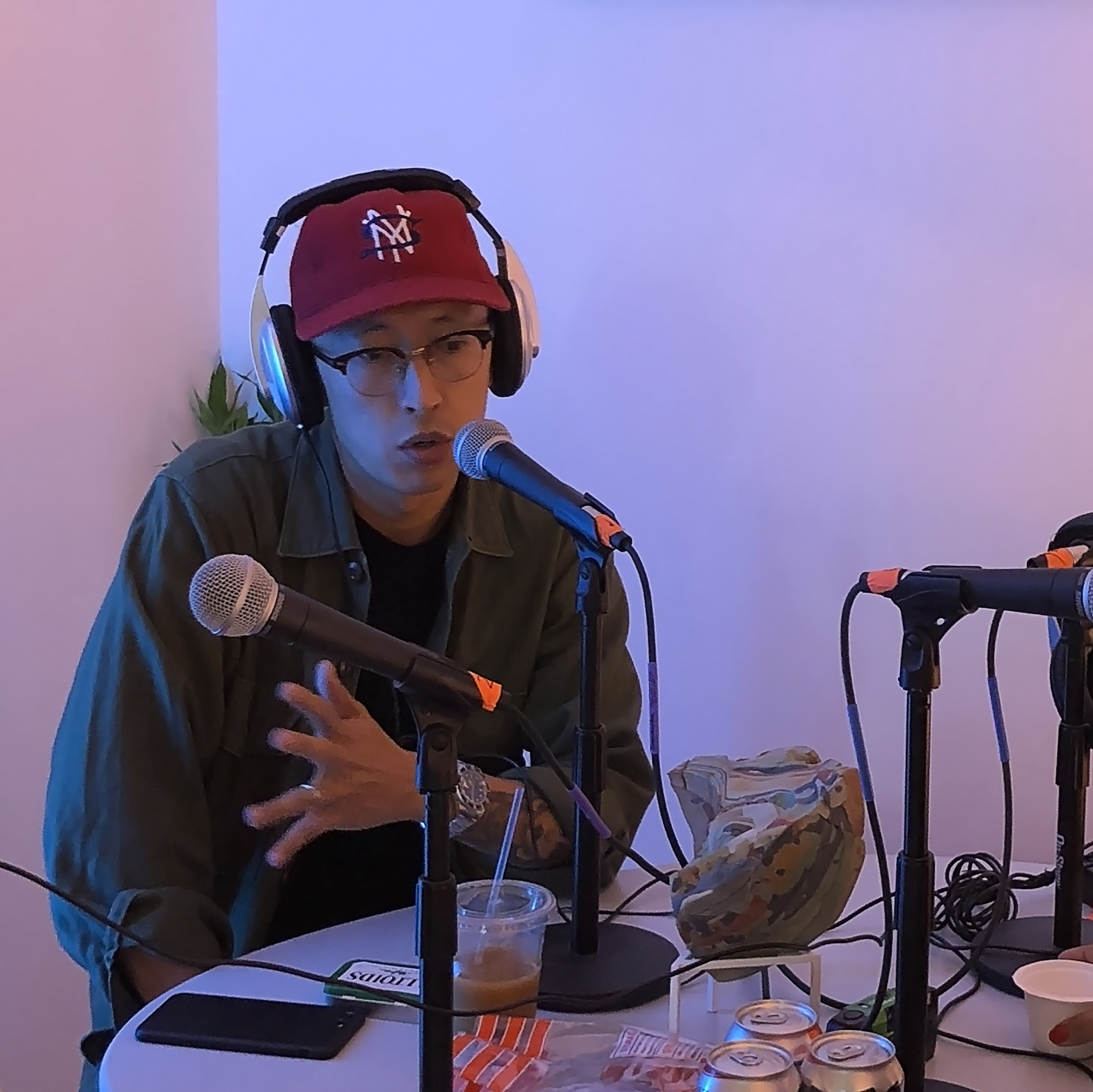 Paul Chang on Food Radio Office Hours.