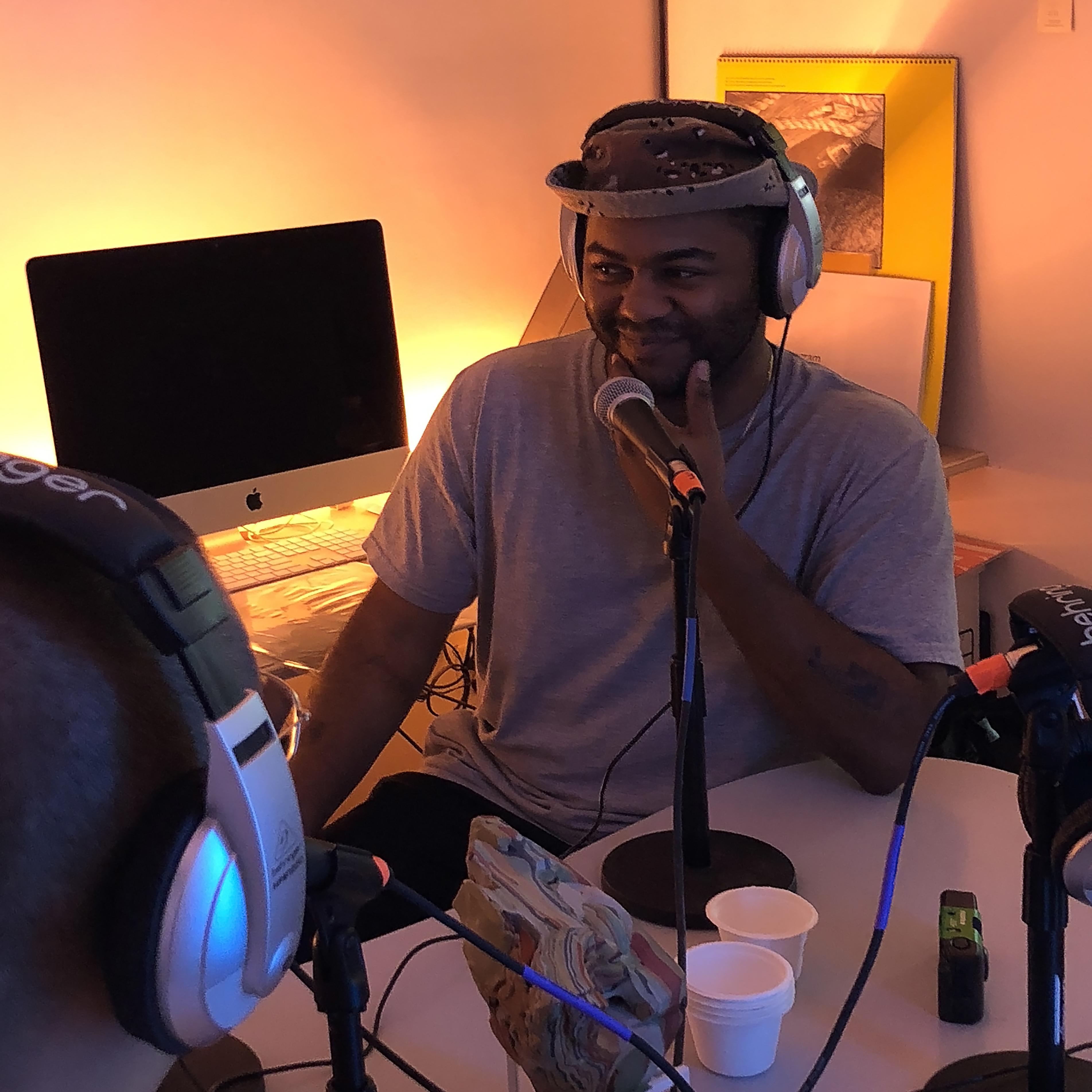 Hassan Rahim on Food Radio Office Hours.