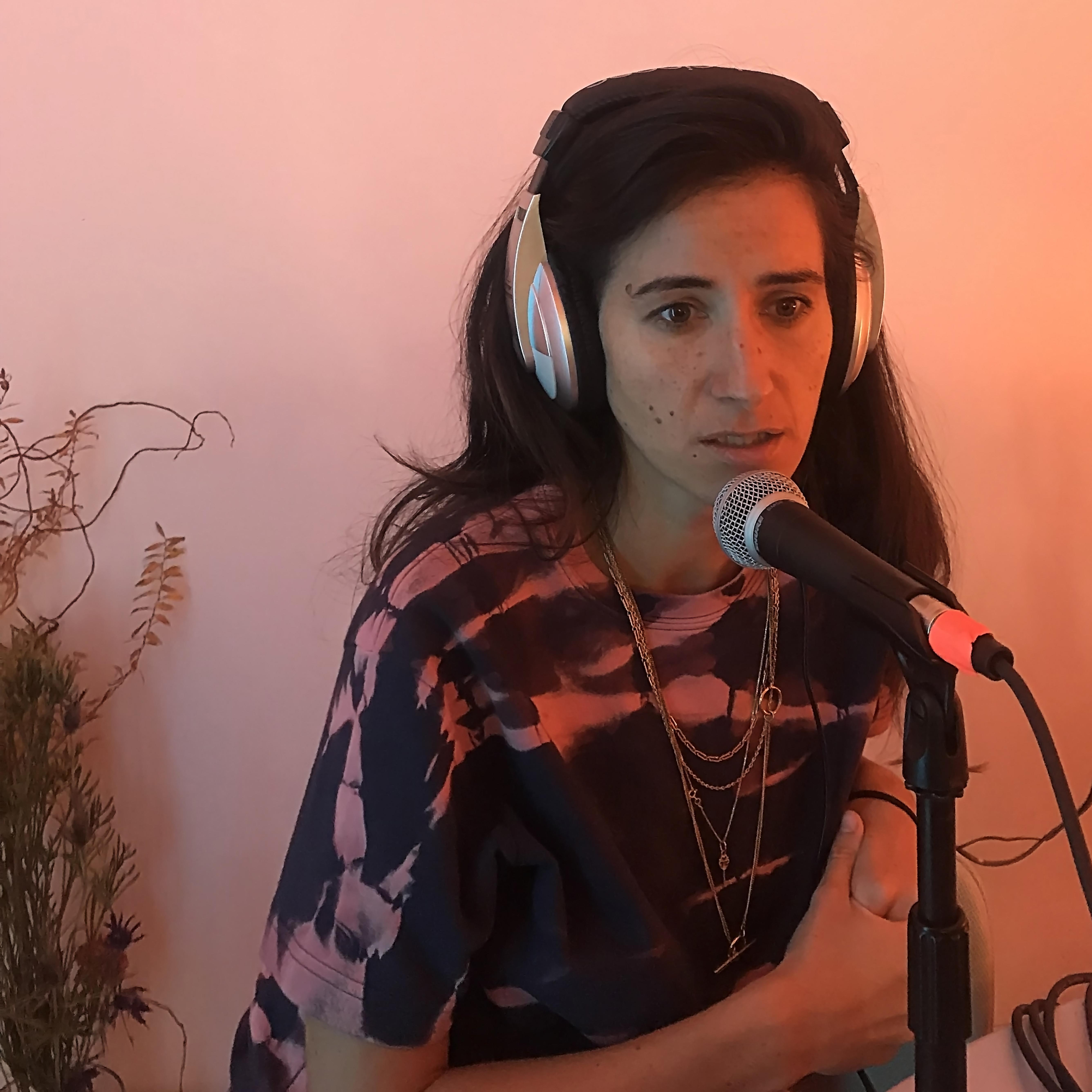 Oana Stănescu on Food Radio Office Hours.