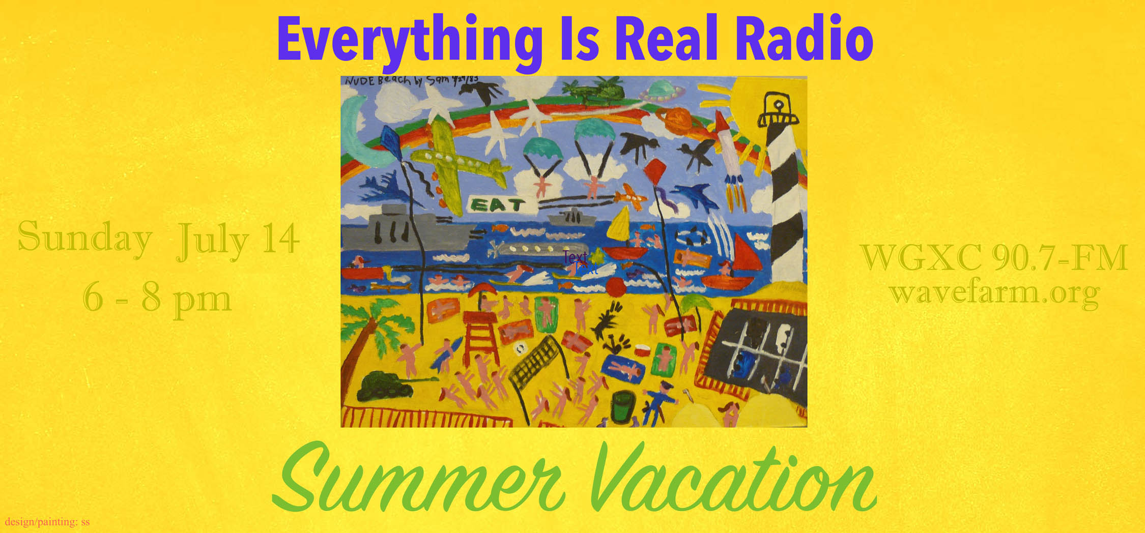Everything Is Real: Summer Vacation Image