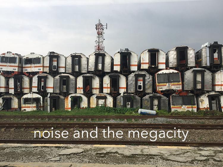 Noise & The Megacity Show Image