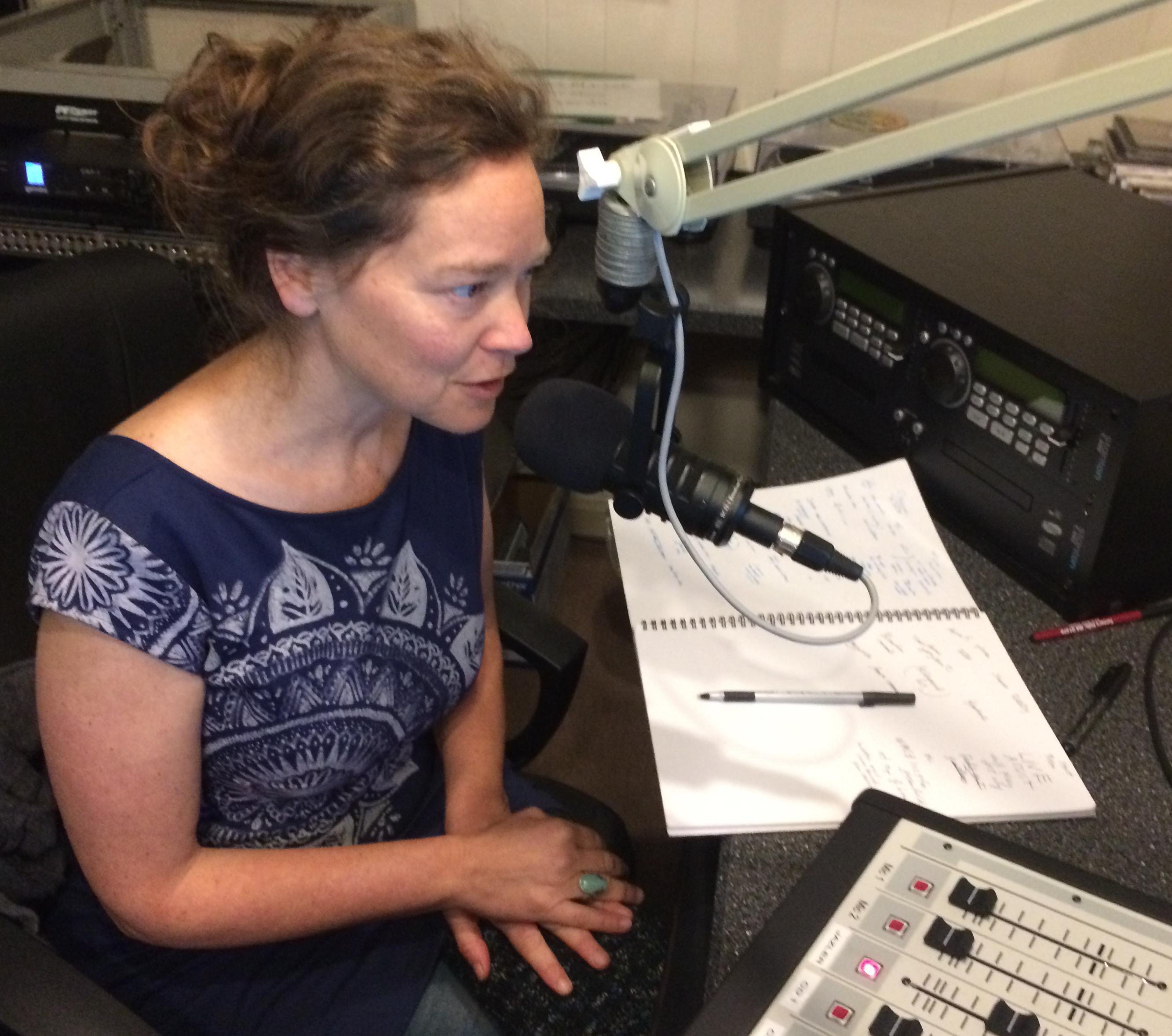 Karen Werner Radio Artist Fellow Portrait Image