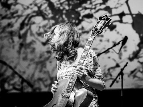 Tracking The Odds: Mary Halvorson Broadcast Image