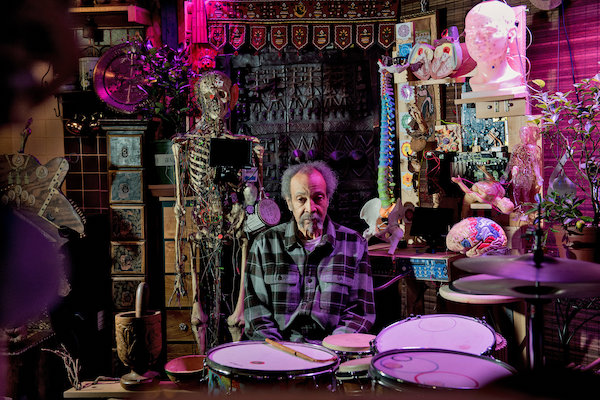 Tracking The Odds: Milford Graves Broadcast Image