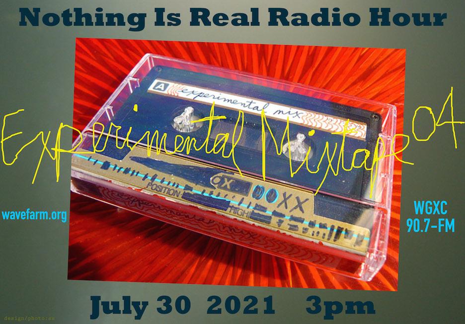 Experimental Mixtape 04 broadcast image