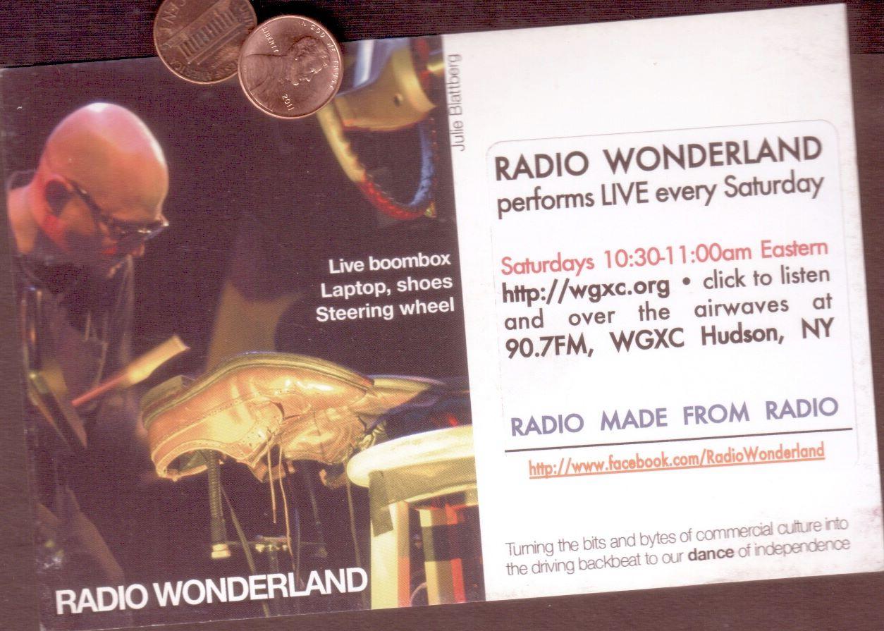 Radio Wonderland image.