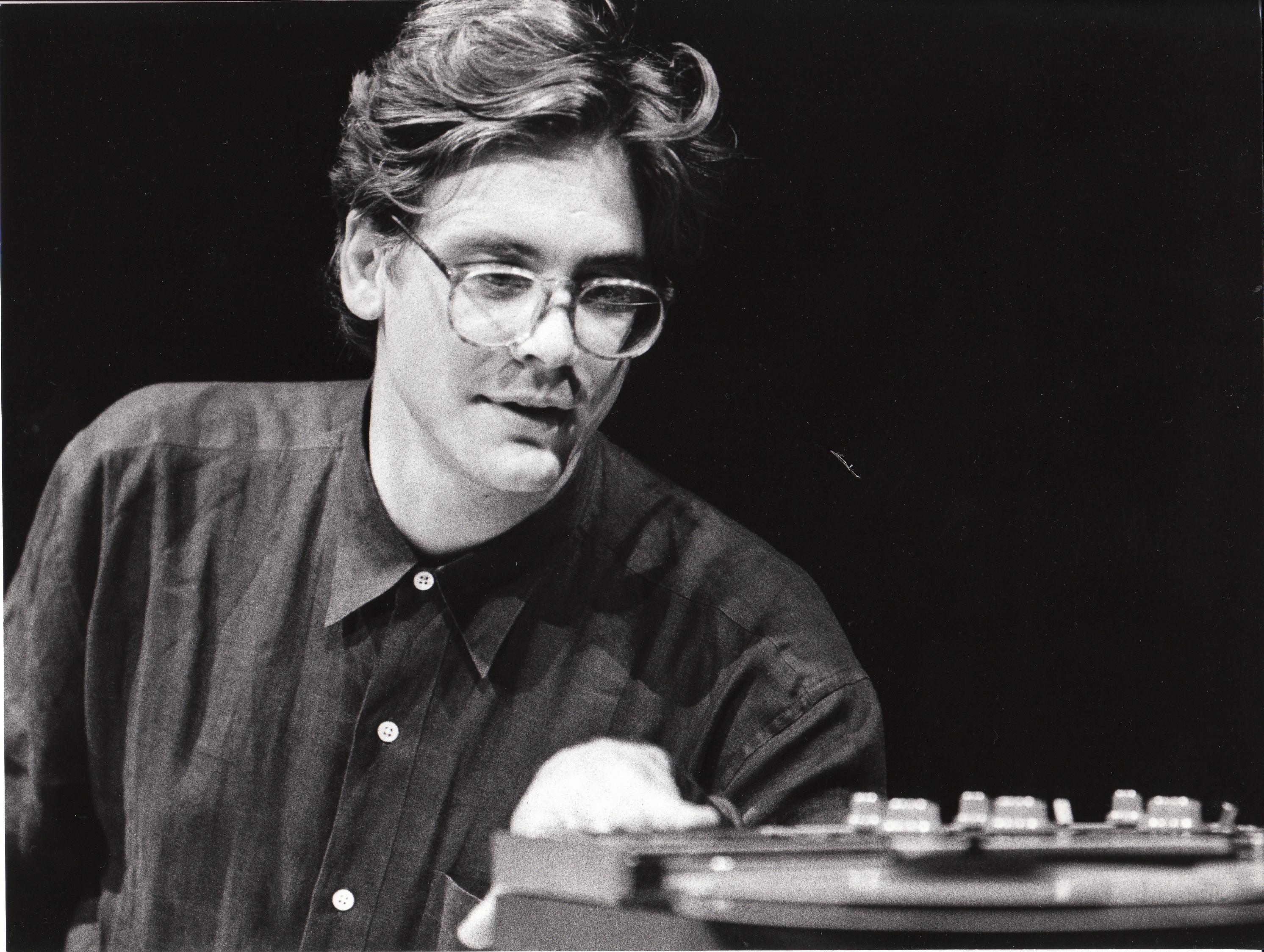 Gregory Whitehead Portrait Image