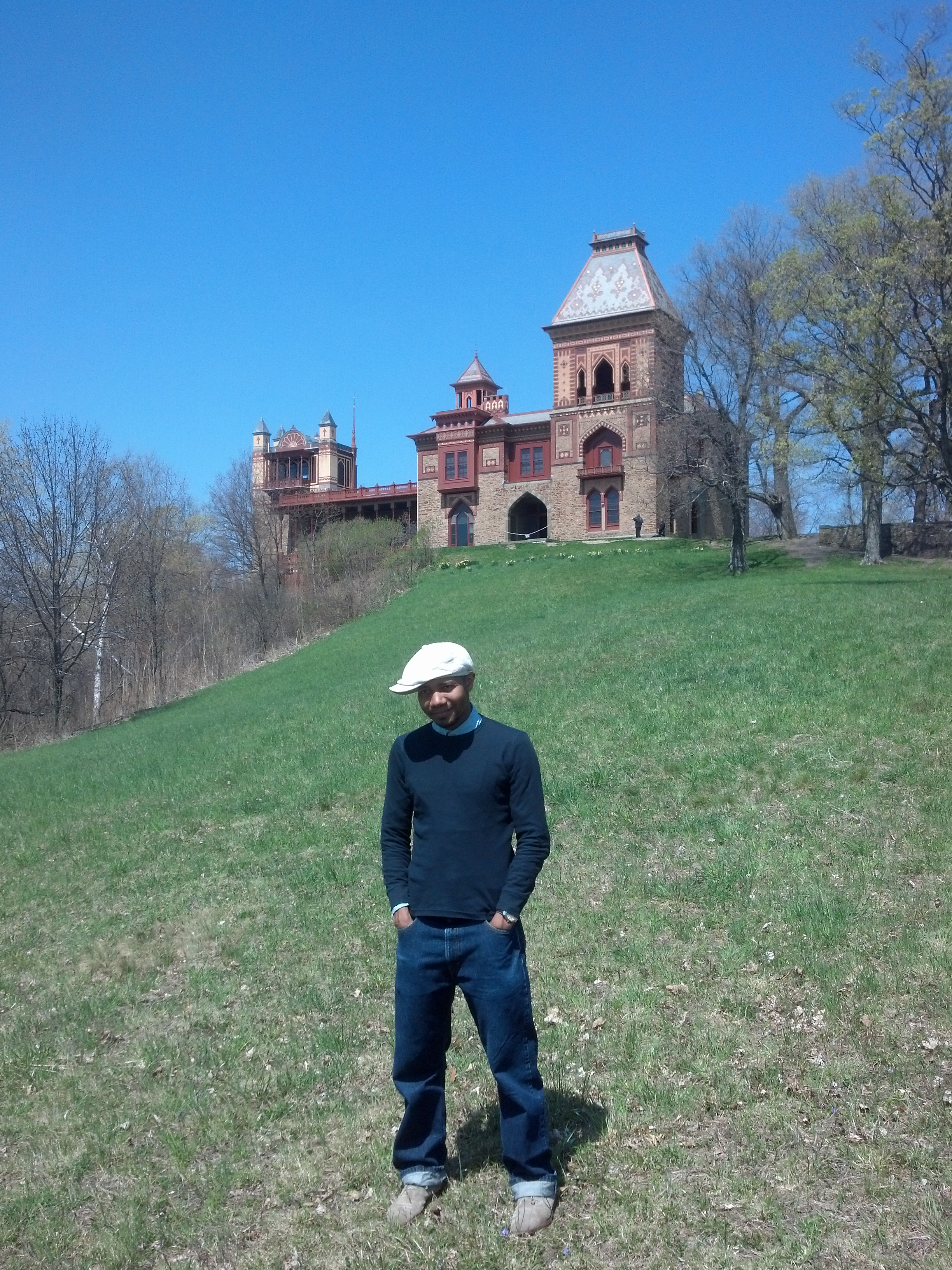 Paul D. Miller (DJ Spooky) at Olana State Historic Site