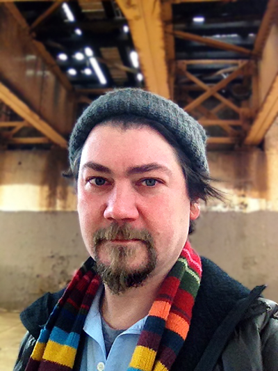 Brett Ian Balogh Portrait Image