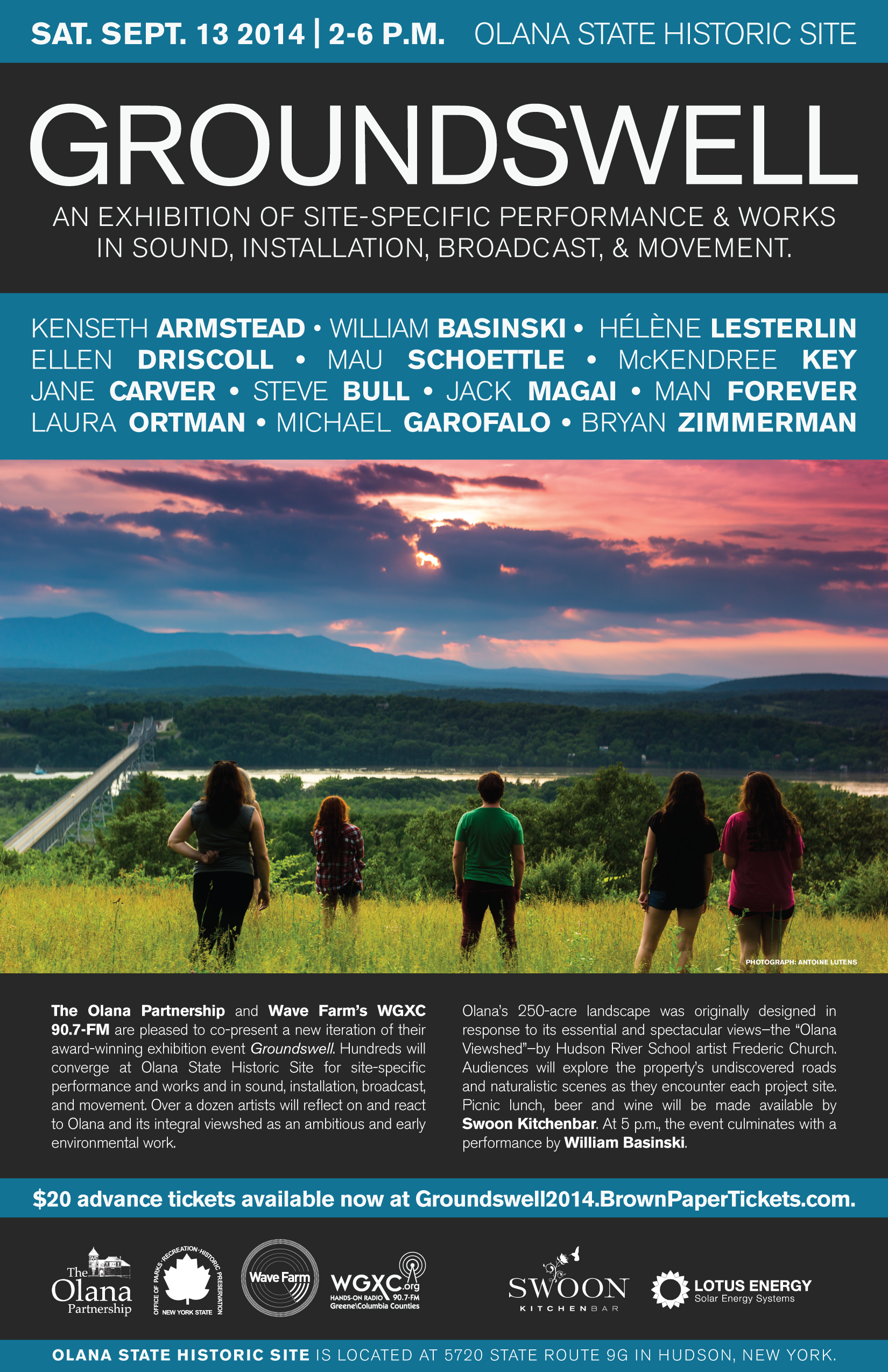 Groundswell 2014 Flier