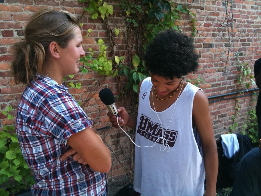 WGXC In Hudson Interview